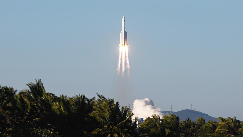 Mission Mars: China erzielt Durchbruch bei ambitioniertem Weltraum-Programm
