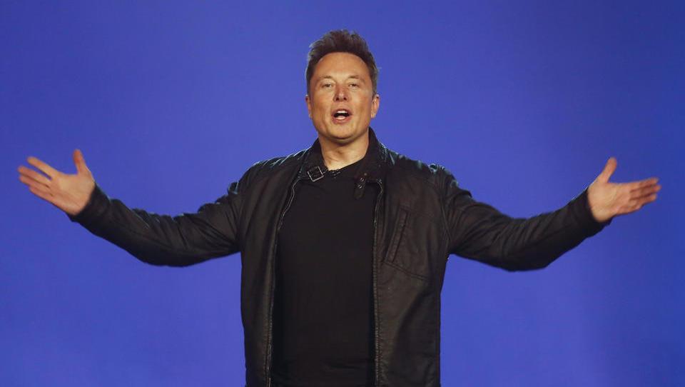 """Elon Musk nennt seinen Sohn """"X Æ A-Xii"""""""