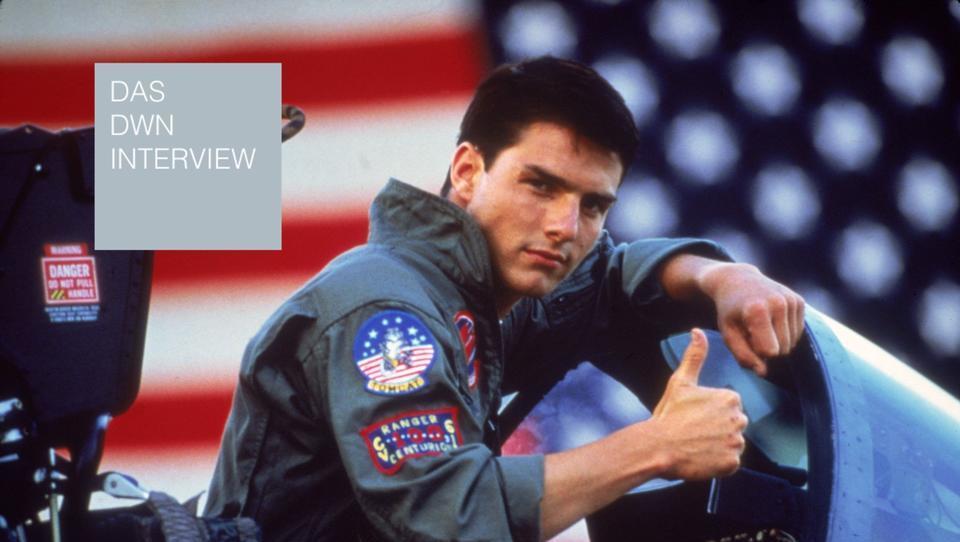 Das große DWN-Interview mit dem echten Top Gun-Piloten
