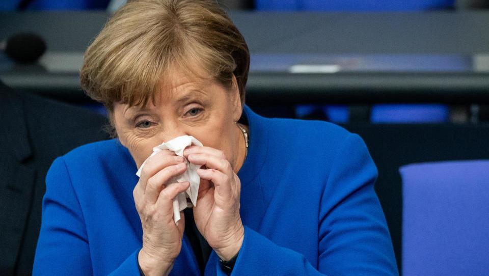 Söder: Popularität der Union beruht primär auf scheidender Kanzlerin