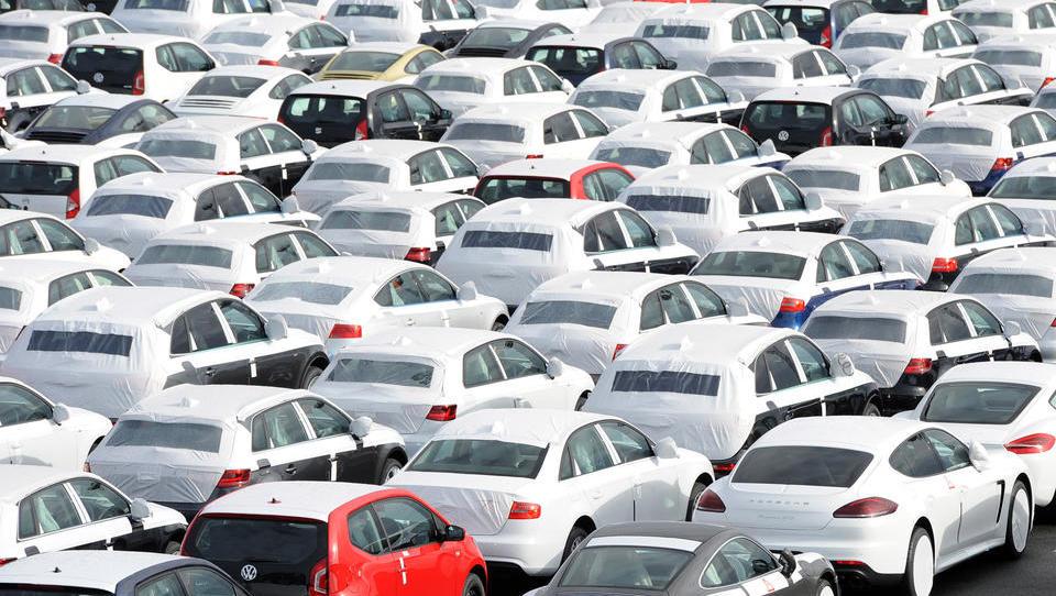 Absatz von Volkswagen fällt im April um 45 Prozent