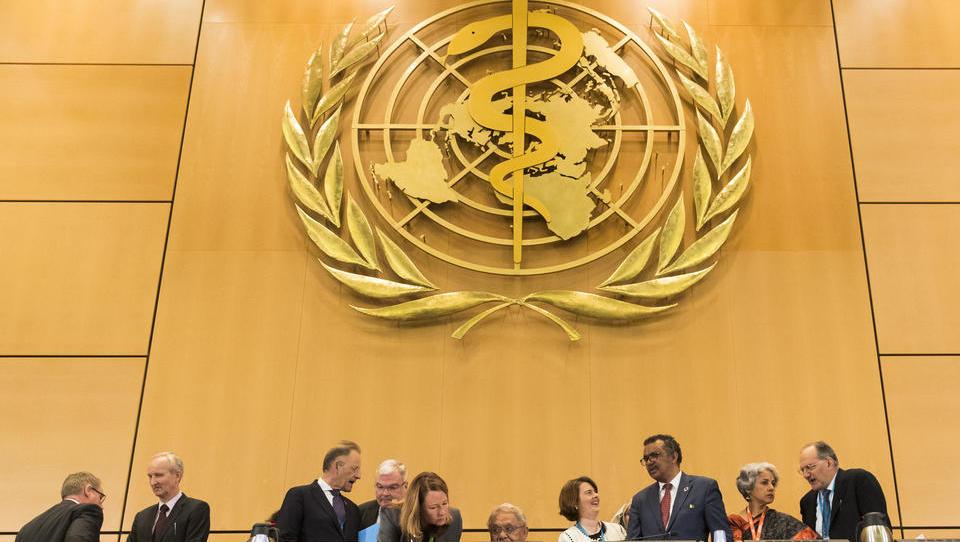 WHO: Mehr Geld für Reisen und Gehälter als für Kranke und Infizierte
