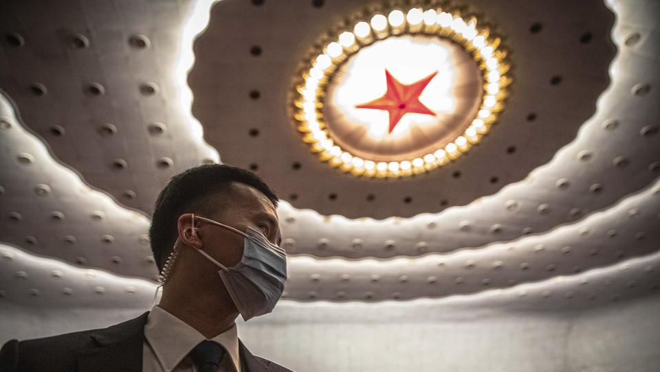 Machtkampf mit den USA: China geht in Hongkong mit dem Sicherheitsgesetz in die Offensive