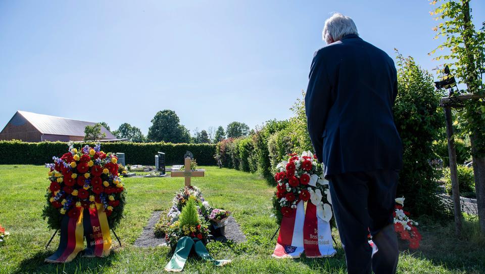 Stilles Gedenken in Nordhessen an Lübckes Todestag
