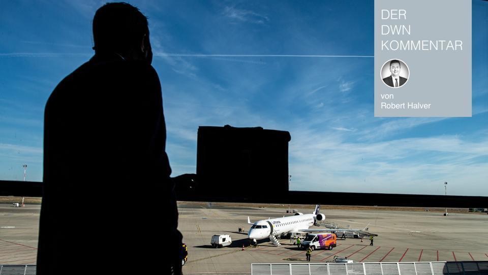 Lufthansa braucht zeitweise den Vater Staat, aber keinen langfristigen Übervater