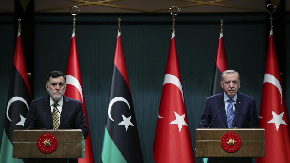 Erdogan: Söldner-General Haftar hat keine politische Zukunft in Libyen