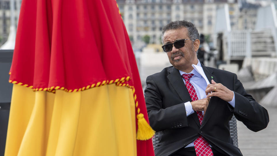 WHO sieht Corona-Ansteckungsrisiko bei Militärparade in Moskau