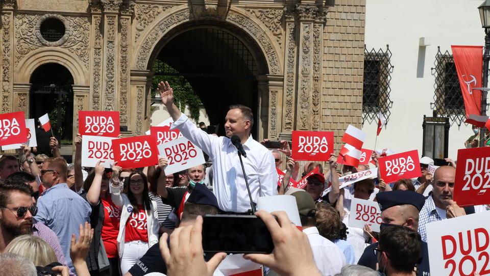 Wahlkampf in Polen wird zum