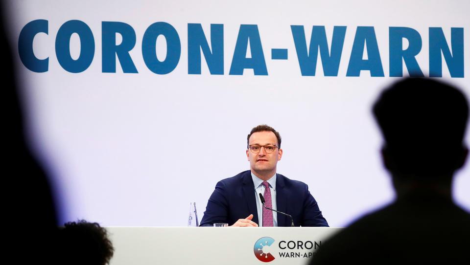 Corona-Ticker: Alles zu Spahns neuer Corona-App