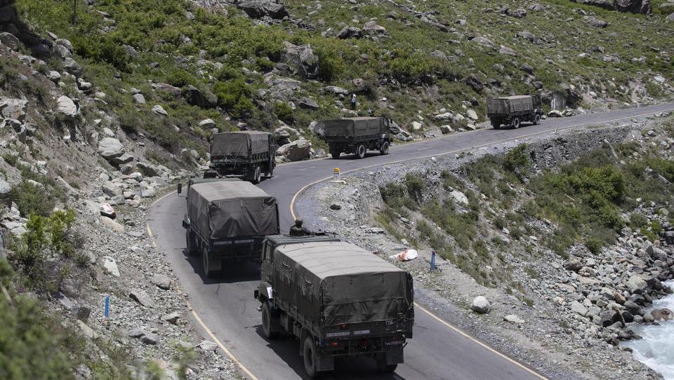 China kennt keine Grenzen mehr: Einverleibung des Himalaya hat begonnen