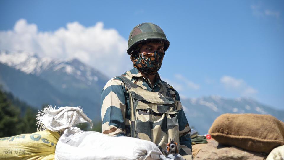 Schüsse an chinesisch-Indischer Grenze: Der Kampf um den Himalaya geht in eine neue Phase