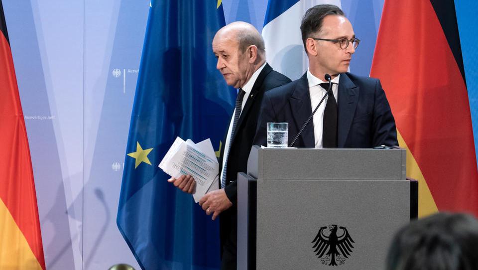 Deutschlands und Frankreichs außenpolitische Ziele passen nicht zusammen