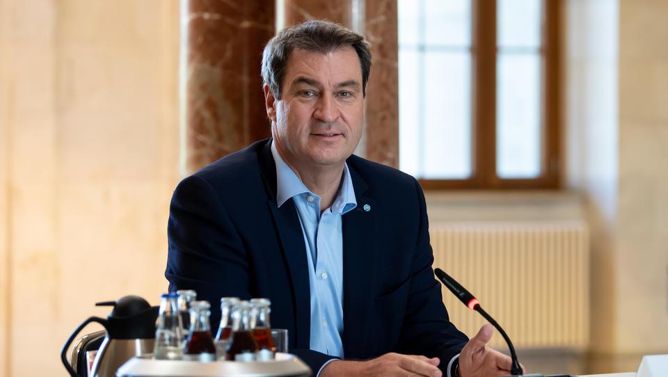 Umfrage: Deutliche Mehrheit kann sich Söder als Bundeskanzler vorstellen