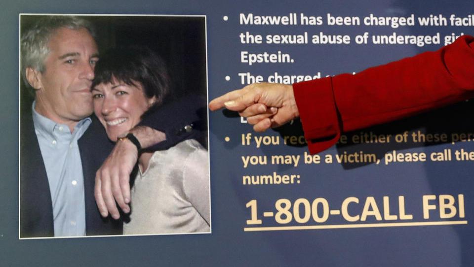 US-Staranwalt nimmt Ghislaine Maxwell in Schutz