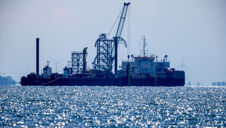 Dänemark erlaubt russische Spezialschiffe in seinen Gewässern: Nord Stream 2 steht kurz vor Vollendung