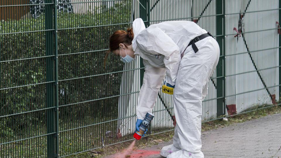 Polizist in Mainz erschießt Messer-Stecher
