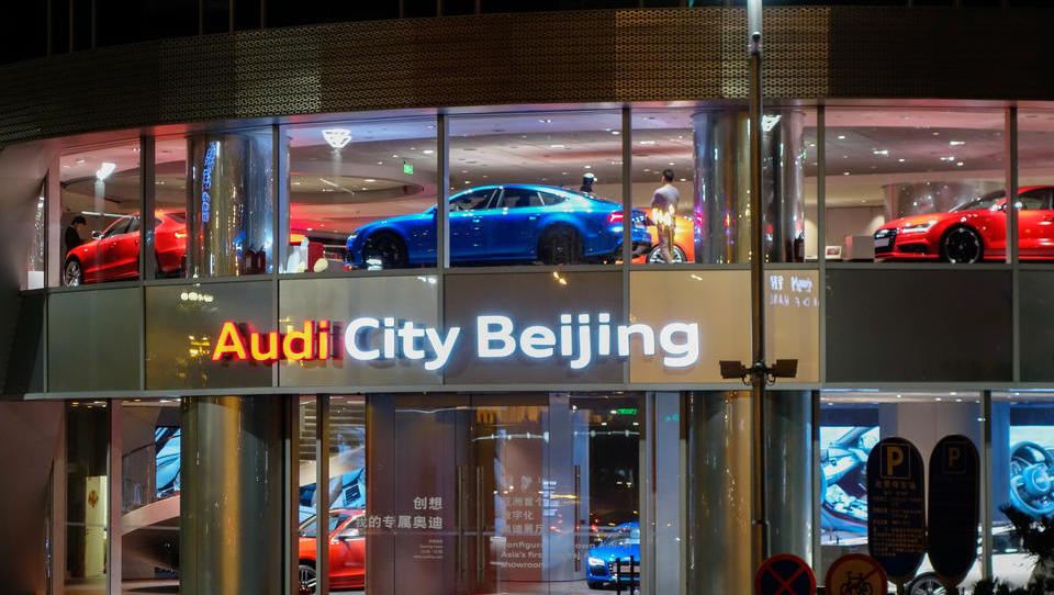 China rettet Audi - und treibt den Autobauer weiter in die Abhängigkeit