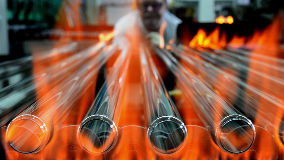 Markit-Index: Eurozone schlittert zum Jahresende in die Rezession