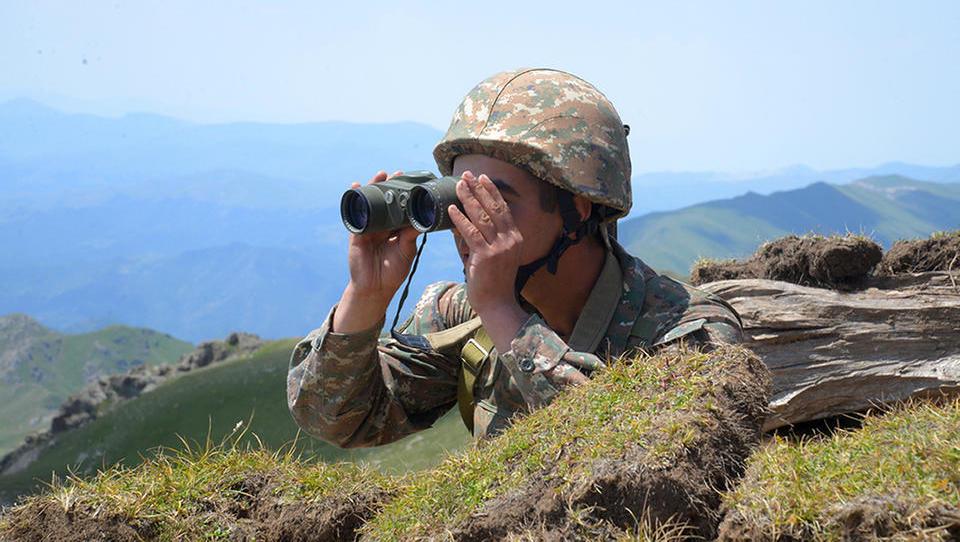 Russland und Armenien führen gemeinsames Manöver durch