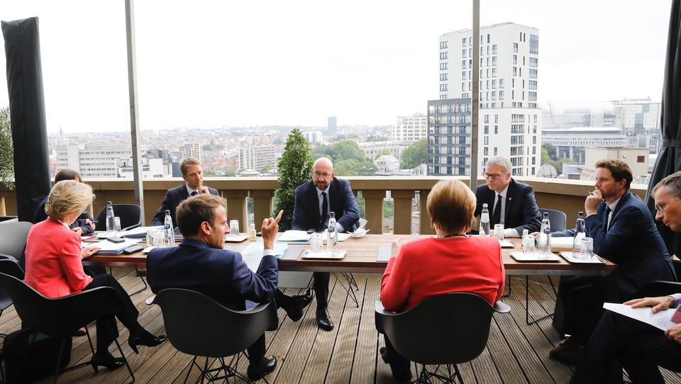 Brüssel präsentiert die Rechnung: Deutsche müssen über 50 Milliarden Euro für Corona-Fonds der EU zahlen