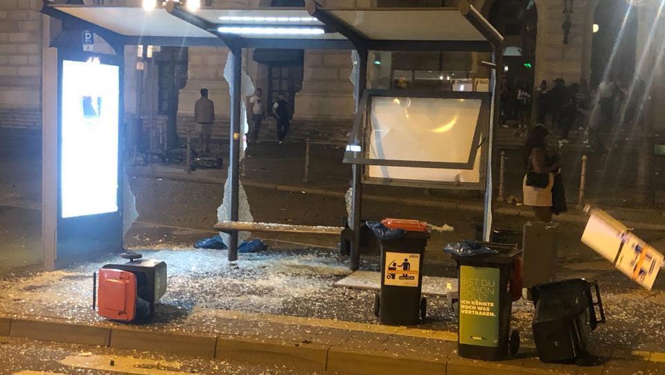 Krawalle in Frankfurt: Integrations-Debatte soll von Corona-Misere ablenken