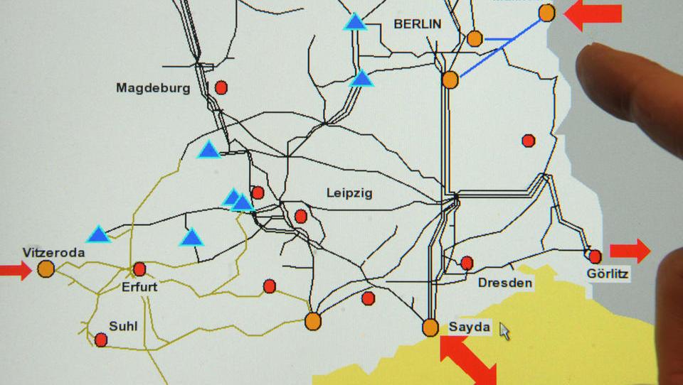 Wegen Feuerkatastrophe: Blockade von russischen Gasexporten nach Europa