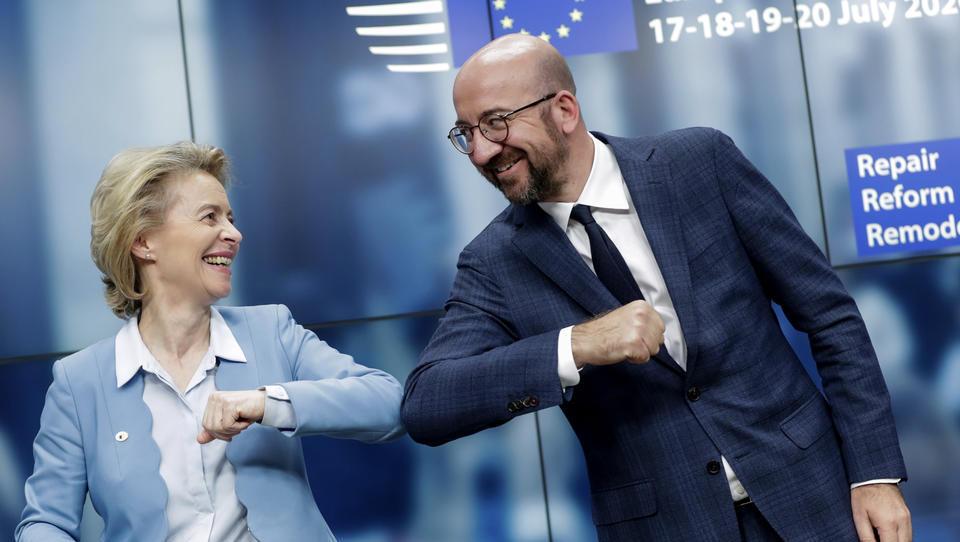 """EU spricht vom """"Wiederaufbau"""" nach Corona: Tatsächlich geht es um die Rettung der Superreichen"""