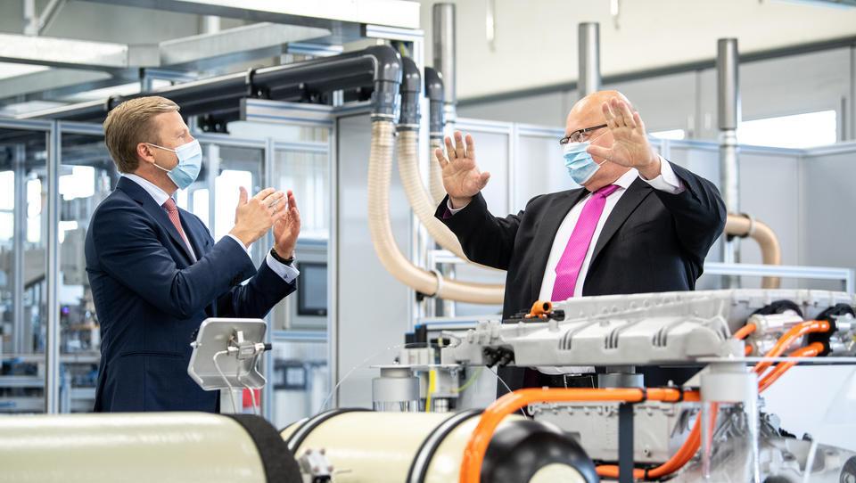 Deutsche Konzerne erheben Schutz des Weltklimas zum unternehmerischen Kernziel