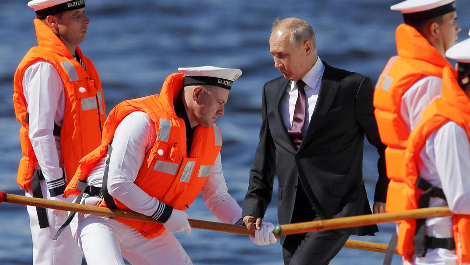 Russlands Marine erhält Überschallwaffen und atomare Torpedos