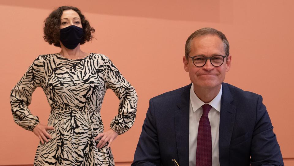 """Berlins rot-rot-grüne Sprachpolizei: Beamte sollen künftig """"gendergerecht"""" sprechen"""