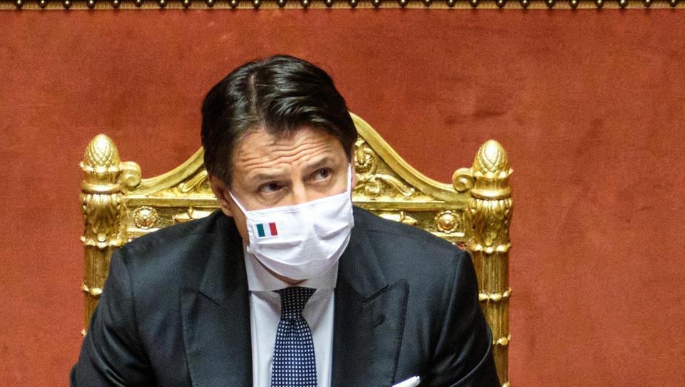 Pandemie unter Kontrolle: Italien plant trotzdem landesweite Maskenpflicht im Freien