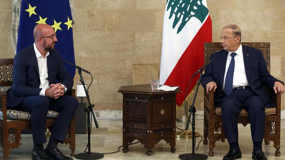 Libanon: EU macht Finanzhilfen von Teilnahme am IWF-Programm abhängig