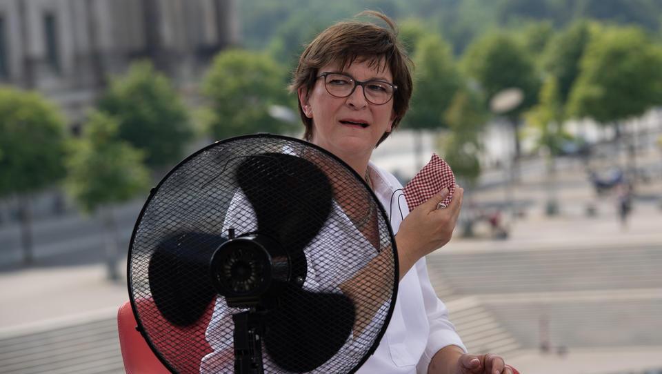 Drogenkonsum: SPD-Chefin Esken gibt zu, dass sie Kifferin war