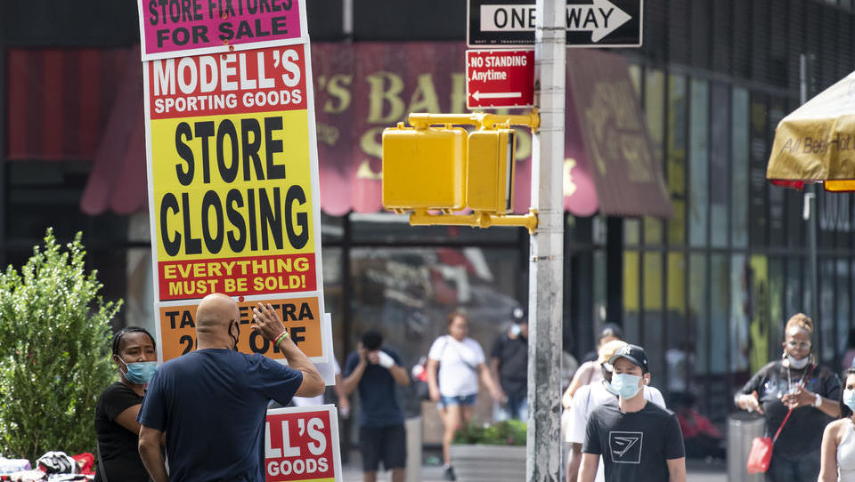 USA: Hälfte aller Restaurants und Geschäfte wird den Lockdown nicht überstehen