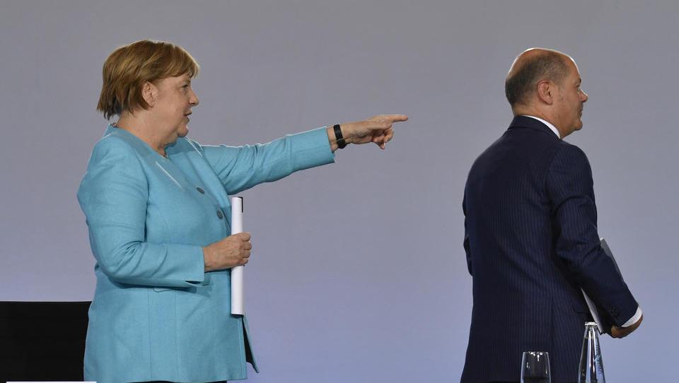 Deutsche Steuergelder für Italien und Frankreich: Scholz und Macron bilden Front gegen Merkel