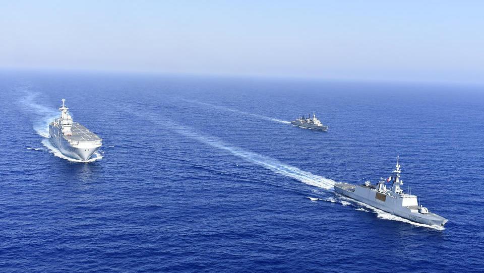 Aktueller DWN-Lagebericht Mittelmeer: Türkei und Griechenland kündigen Militärübungen an, Erdogan droht politische Isolation