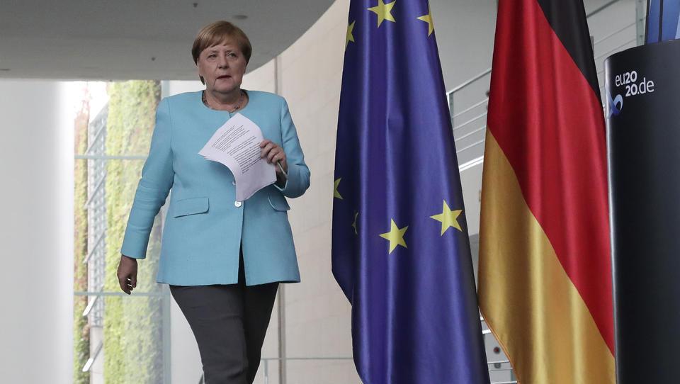 Merkel warnt Russland vor Einmischung in Weißrussland