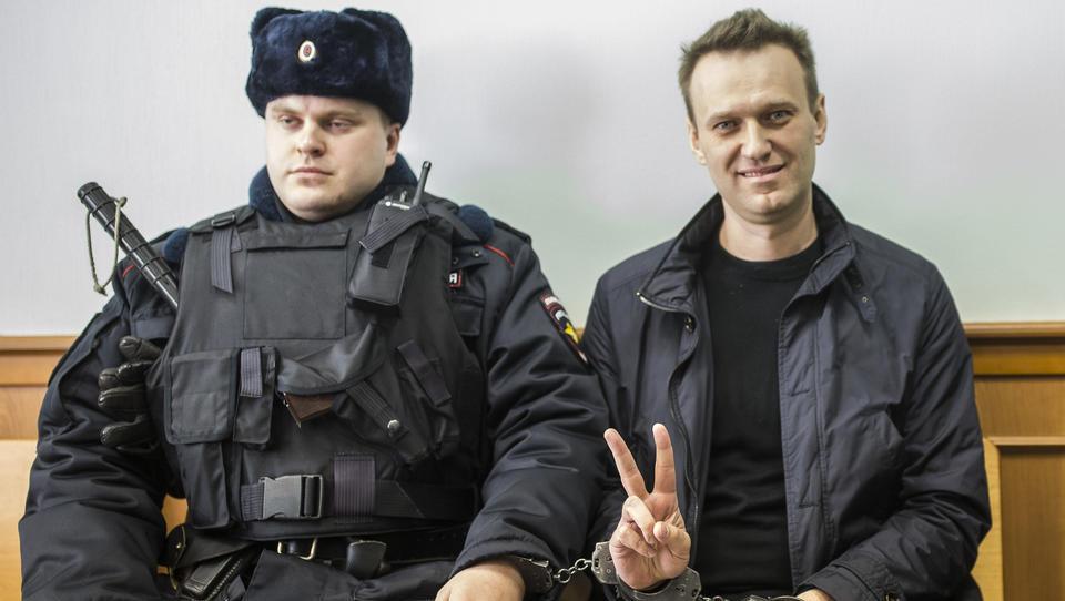 Russland ist keine Muster-Demokratie - aber auch Nawalny ist kein Liberaler