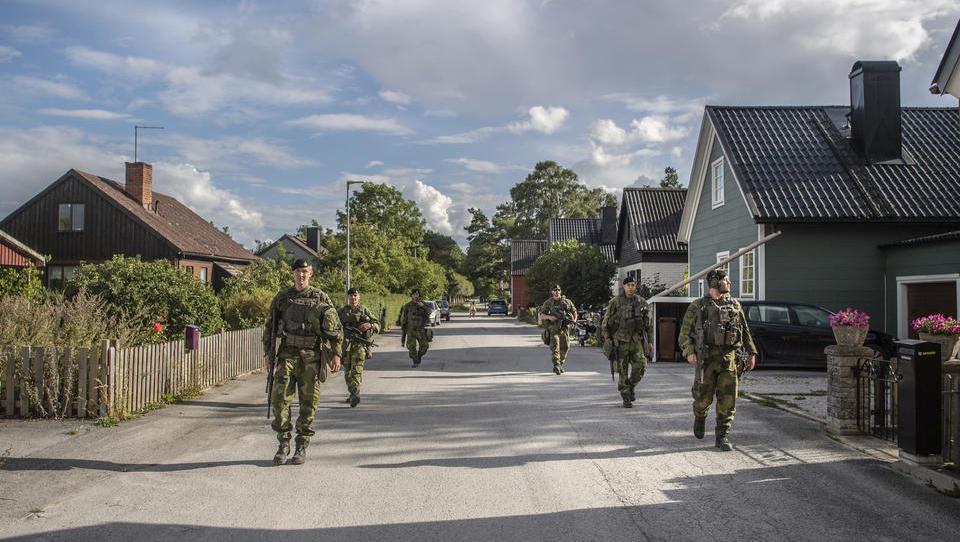 Spannungszone Ostsee: Schweden versetzt Armee erstmals seit 1991 wieder in Kampfbereitschaft