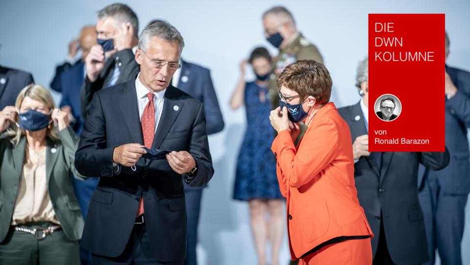 Über den Umweg EU-Erweiterung: Will sich die Nato noch weiter ausdehnen?
