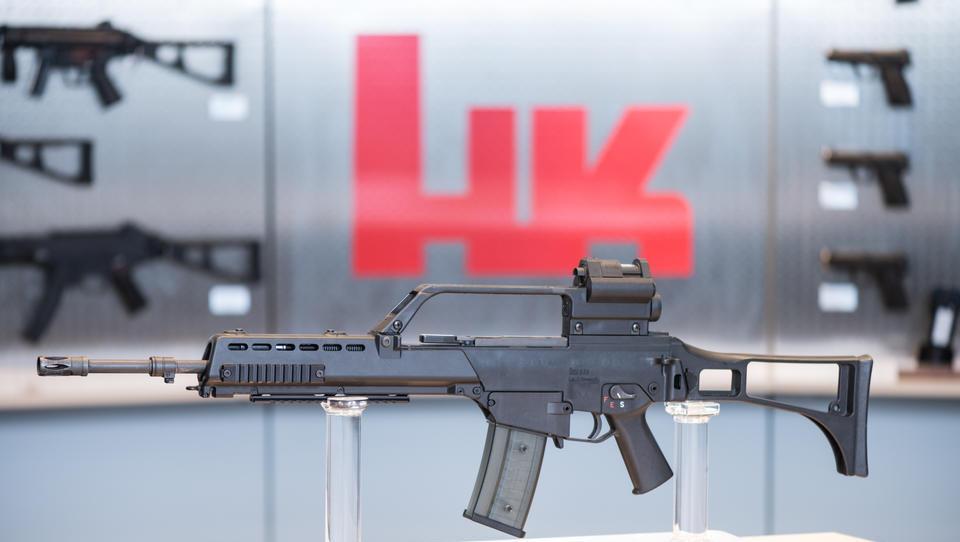 Heckler & Koch wehrt sich gegen Sturmgewehr-Entscheidung des Verteidigungsministeriums