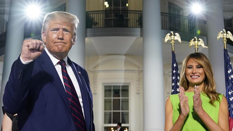 Umfrage: Trump ist der am meisten bewunderte Mann in den USA