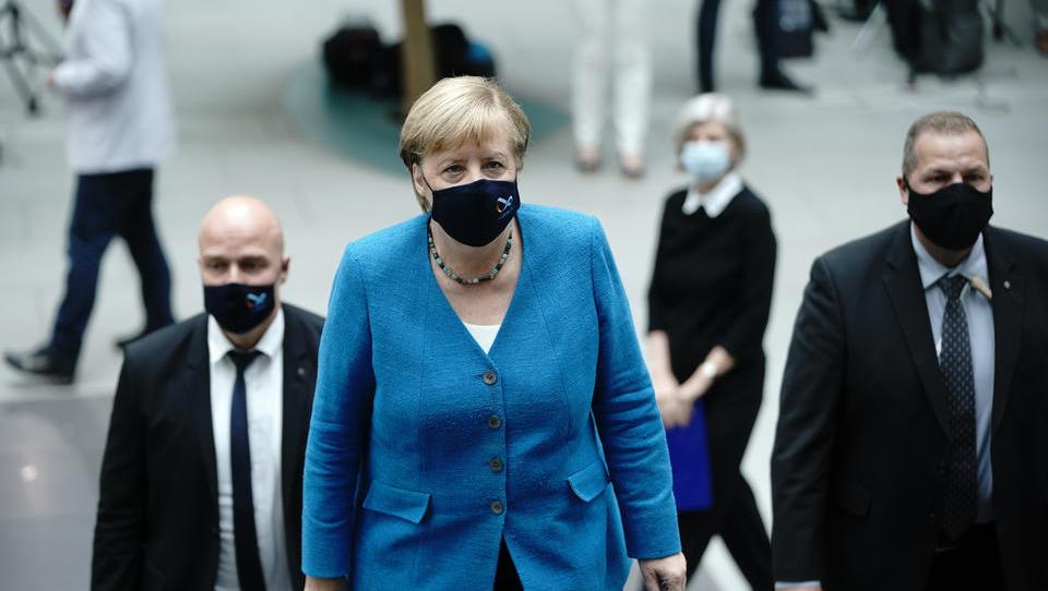 Corona-Ticker: Merkel warnt vor stark steigenden Infektionszahlen