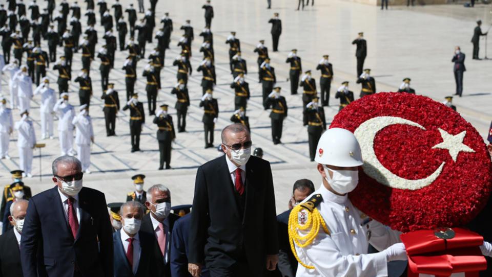 Erdoğan knallhart: Türkei verhängt generelle Maskenpflicht, außer in der Privatwohnung