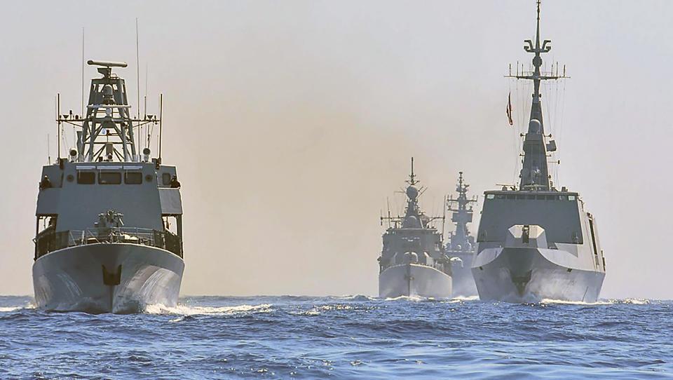 Lagebericht Mittelmeer: USA heben Waffen-Embargo gegen Zypern auf, Russland soll große Schießübungen rund um Zypern vorbereiten