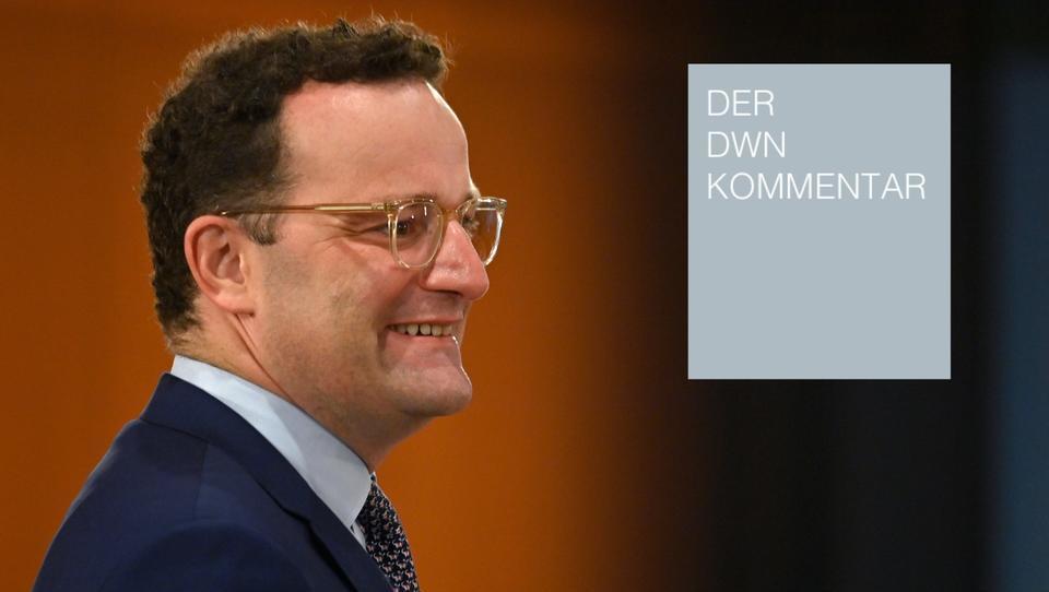 Jens Spahn gibt Fehleinschätzung zu: Jetzt muss er die Konsequenzen ziehen