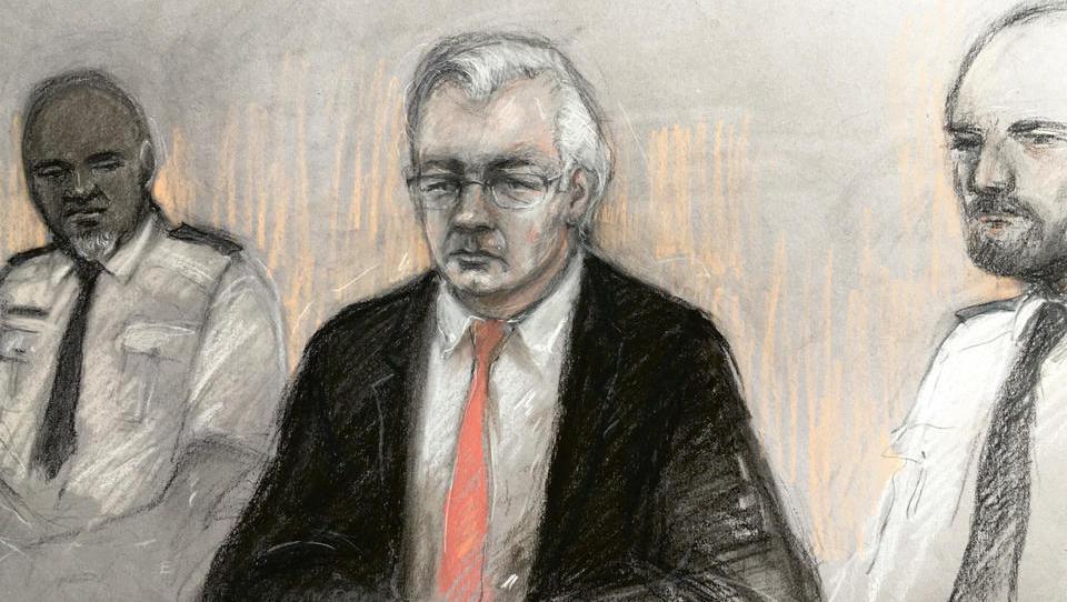 Julian Assange könnte bald Selbstmord begehen