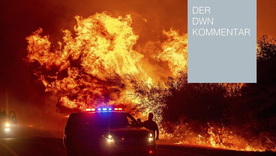 """""""Feuersturm"""": Die großen Corona-Unruhen werden nach der Pandemie ausbrechen"""