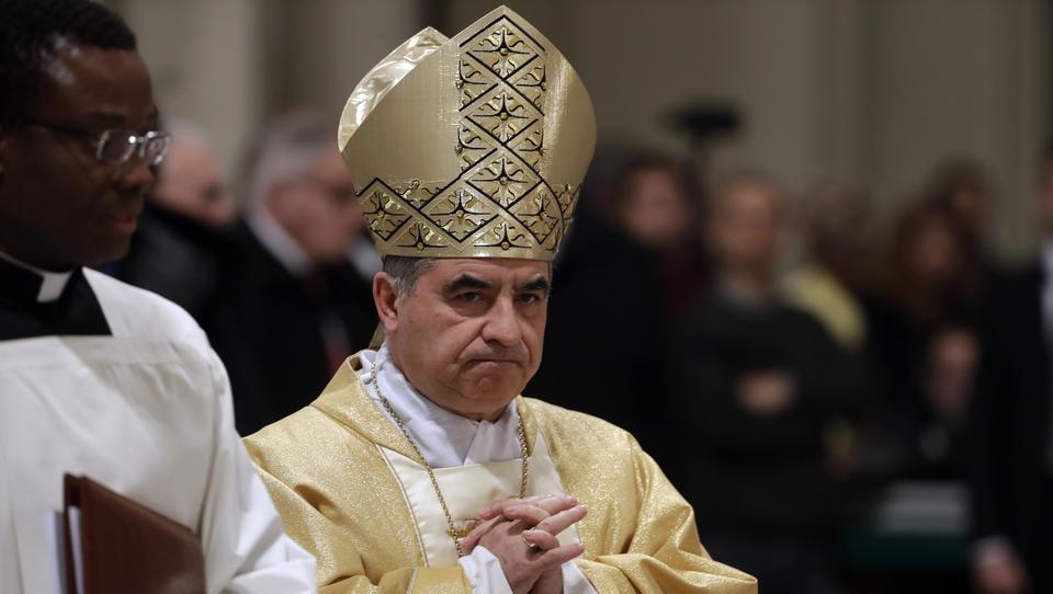 Immobilien-Deal: Vatikan erhebt schwere Vorwürfe gegen Top-Kardinal