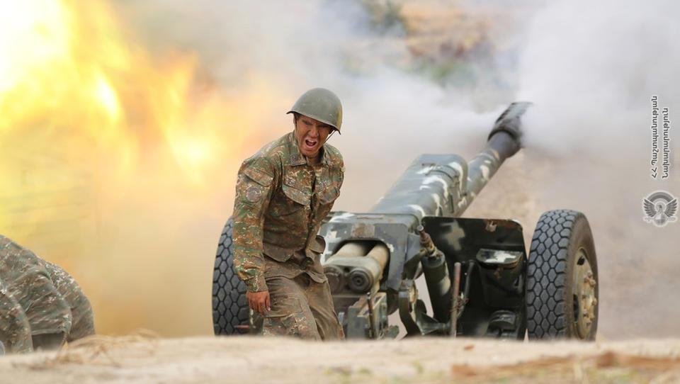 Kaukasus-Krieg: Putin-Vertrauter wirft Armenien Kollaboration mit USA vor